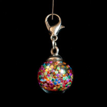 Stekenmarkeerder Kerstbal Glitters