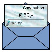 Wolop Cadeaubon