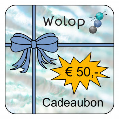Wolop Cadeaubon (digitaal)