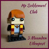 HP Sokkenwol Club 3 Maanden